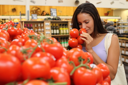 Mercar saludablemente