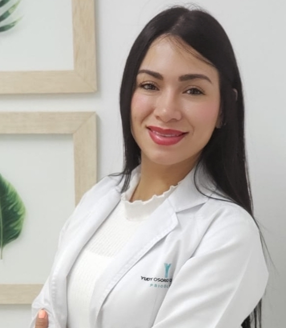 Sicóloga Yudy Osorio